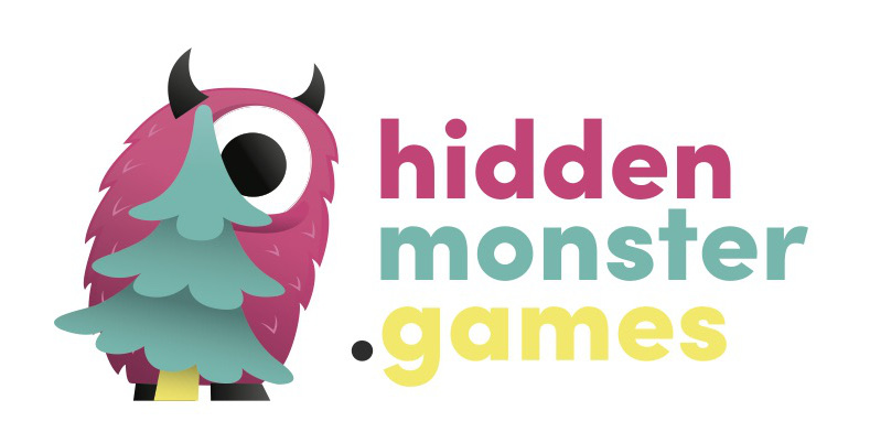 Hidden Monster Games logo