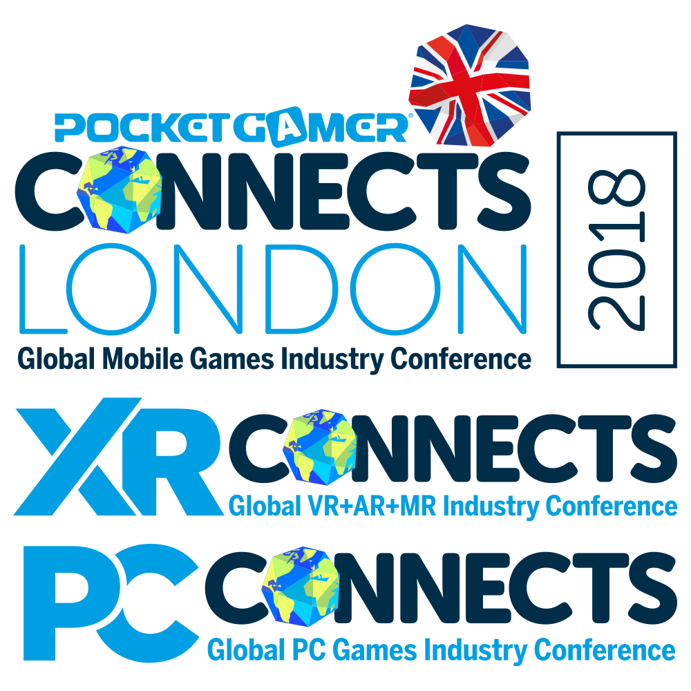 Pocket Gamer London 2018